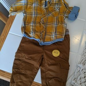 Target Matching Sets - Adorable 12 month outfit